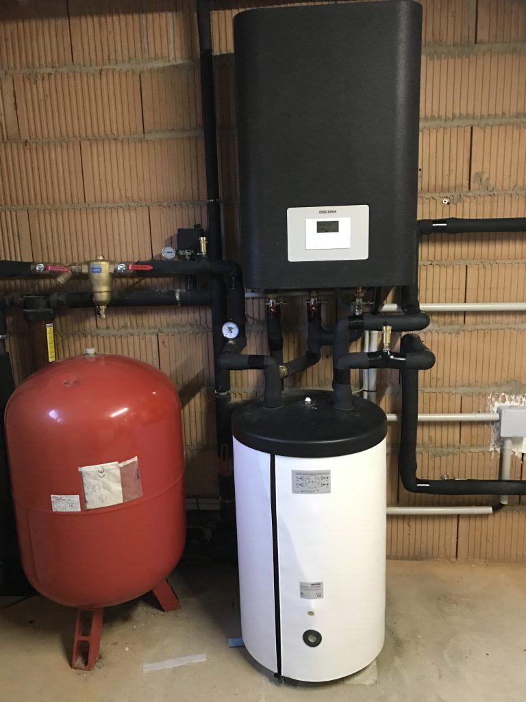A rothermie climafroid service for Interet pompe a chaleur